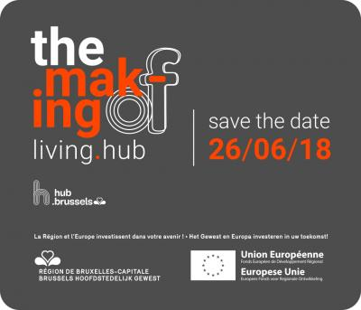 hub.brussels the making of living hub